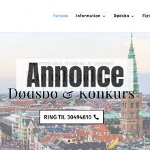 Hovedstadens Dødsbo & Konkurs